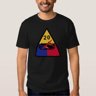 20. Gepanzerte Abteilung Shirts