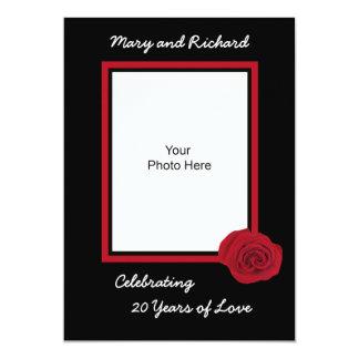 20 Hochzeitstag Einladungen 20 Hochzeitstag Einladungskarten