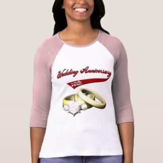 20. Hochzeitstag T Shirts