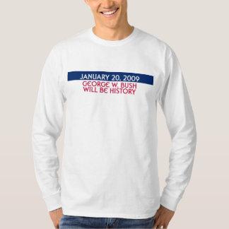 20. Januar 2009 T-Shirt