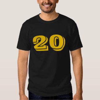#20 T-Shirts