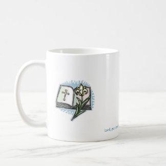 21566246 [1] Lord, sind Sie das Wort und ich werde Kaffeetasse