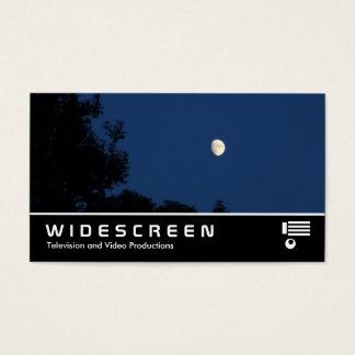 215 mit großem Bildschirm - Sommer-Nacht Visitenkarte
