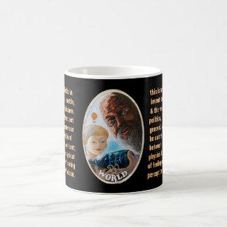21. Die Welt - Seemann-Tarot Kaffeetasse