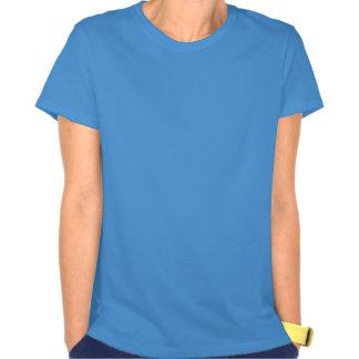 21. Geburtstag BLAUES V1 des amerikanischen Klassi T-Shirts