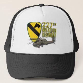 227th Luftfahrt-Regiment Apache Truckerkappe