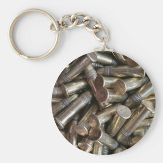 22 Kaliber-Kugeln Schlüsselanhänger