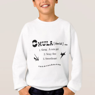 24223-Chula-plain-girl Sweatshirt