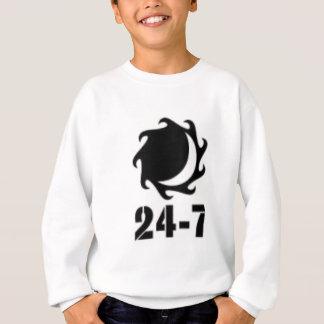 24-7+Logo Sweatshirt