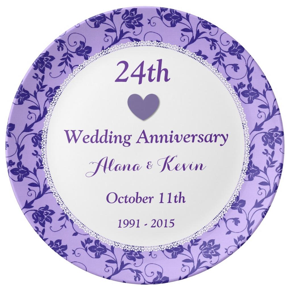 24. Hochzeitstag