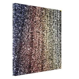 24. Muster; Abstraktion Leinwanddruck