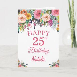 25 geburtstag geschenk frau