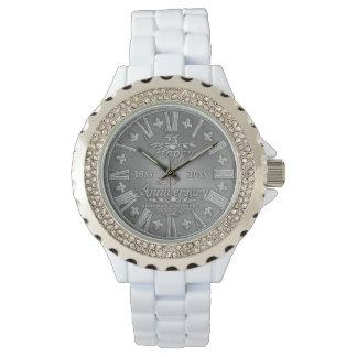 25. Hochzeitstag Armbanduhr