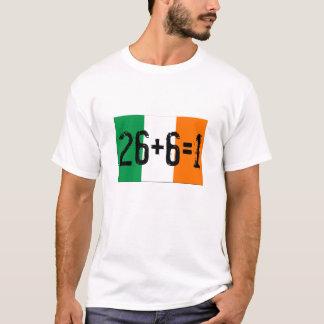26+6=1 vereinheitlichen T-Shirt