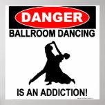 26. Ballsaal-Sucht-Plakat Poster