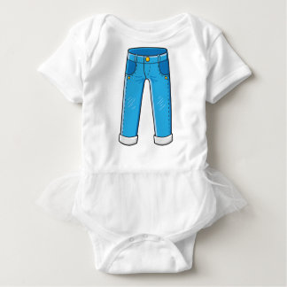 26. Februar - Tag Levis Strauss - Baby Strampler