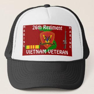 26. Marineball-Kappe 2/r ausrichtung Vietnam Truckerkappe