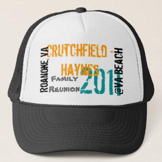 2-2011 Crutchfield - Haynes - Wiedersehen-Hut Truckerkappe