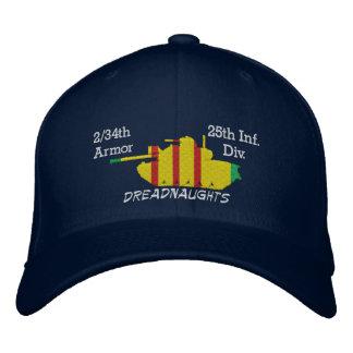 2/34th Rüstung 25. Inf. Div. M48 gestickter Hut