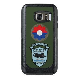 2/47th Inf., 9. Inf. Div. Kasten der OtterBox Samsung Galaxy S7 Hülle