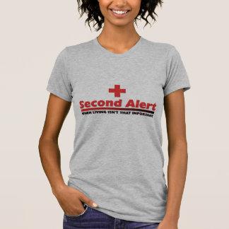 2. Alarm T-Shirt