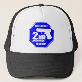 2. Änderung 2 Truckerkappe