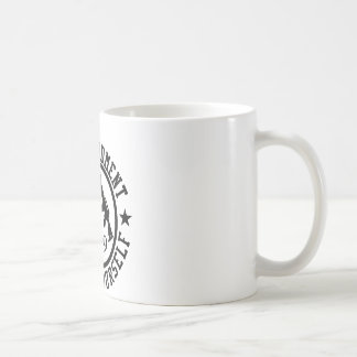 2. Änderung AR15 schützen sich schwarz Kaffeetasse
