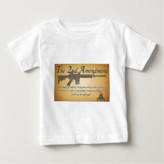 2. Änderung Baby T-shirt