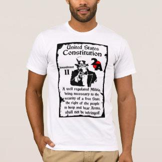 2. Änderung T-Shirt