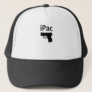 2. Änderungs-Shirt iPAC Gewehr-Kontrollen-T - Truckerkappe