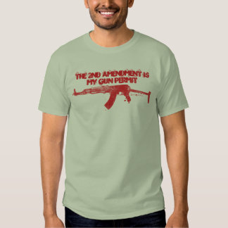 2. Änderungs-T - Shirt