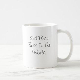 2. Bester Chef in der WeltTasse Tasse