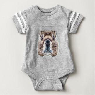 2. Februar - Murmeltier-Tag - Anerkennungs-Tag Baby Strampler