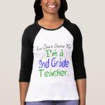 2. Grad-Lehrer-T-Stück Tshirts