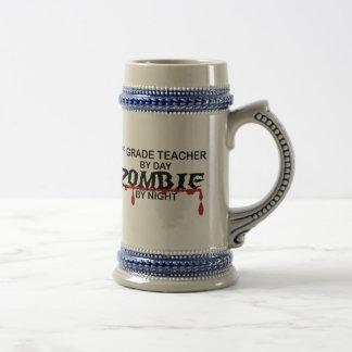 2. Grad-Lehrer-Zombie Bierglas