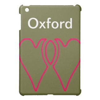 2 Herzen zusammen die MUSEUM Zazzle Geschenke Hülle Für iPad Mini