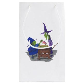 2 Hexen, die herauf Trank im Großen Kessel Kleine Geschenktüte