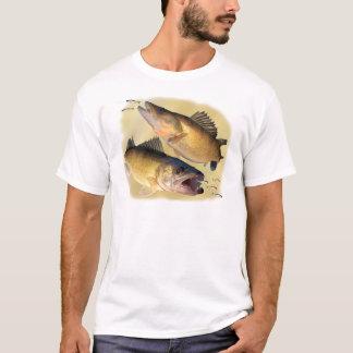 2 Hornhautfleck-Füttern T-Shirt