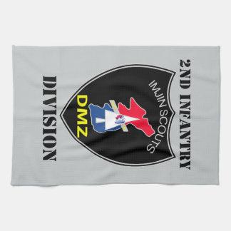 2. Infanteriedivision - Imjin kundschaftet mit Handtuch