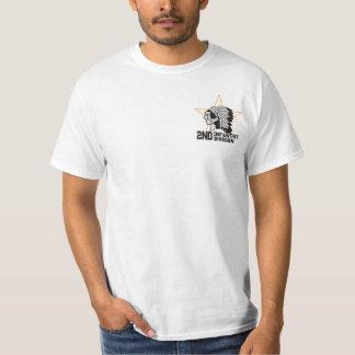 2. Infanteriedivision Korea an zweiter Stelle zu T-Shirt