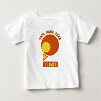 2 Jahre des T - Shirt HQH