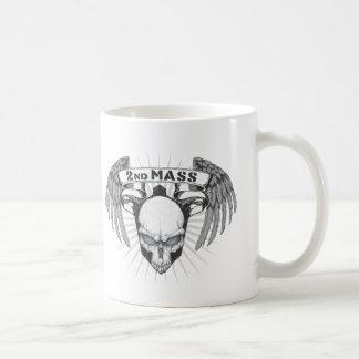 2. Masse Kaffeetasse