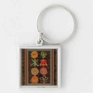 2 Verkauf Karuna Reiki heilende Symbol-Kunst Schlüsselanhänger