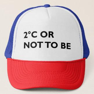 2C oder nicht sein Truckerkappe