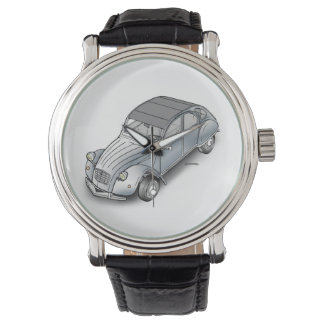 2CV Citroen Armbanduhr