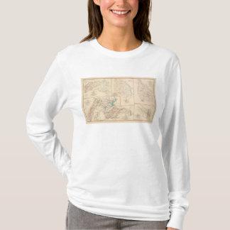 2d Korps EIN VA, Lager, Pfosten, verlegt T-Shirt