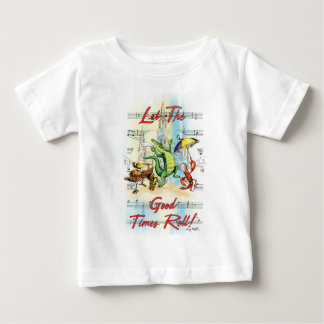2nd-Line-Dance-4 Baby T-shirt