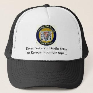 2ndrremblem durch Farbe, Korea-Tierarzt - 2. Truckerkappe
