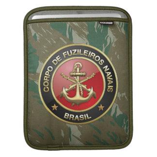 [300] Corpo De Fuzileiros Navais [Brasilien] (CFN) iPad Sleeve