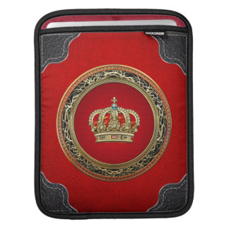 [300] Prinz-Prinzessin König-Königin Crown iPad Sleeve